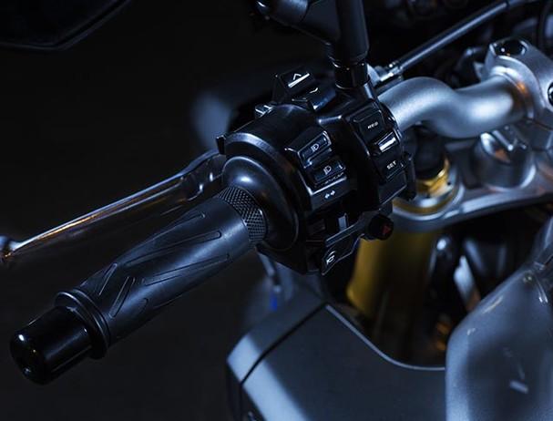 Yamaha MT-10SP Cruise Control Switch