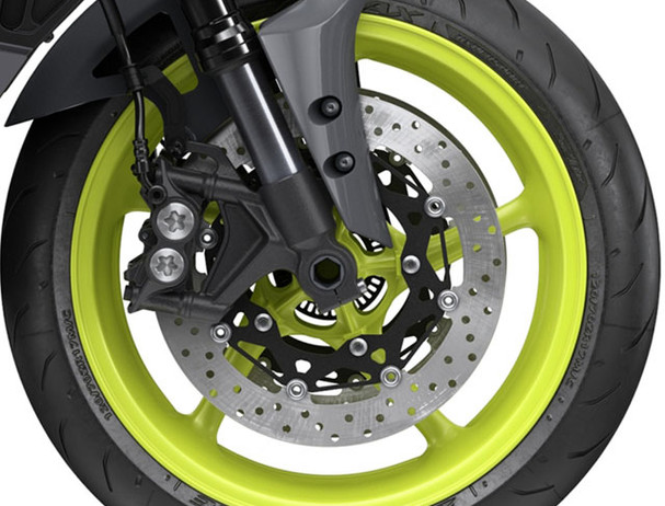 Yamaha MT-10 Front Discs with ABS