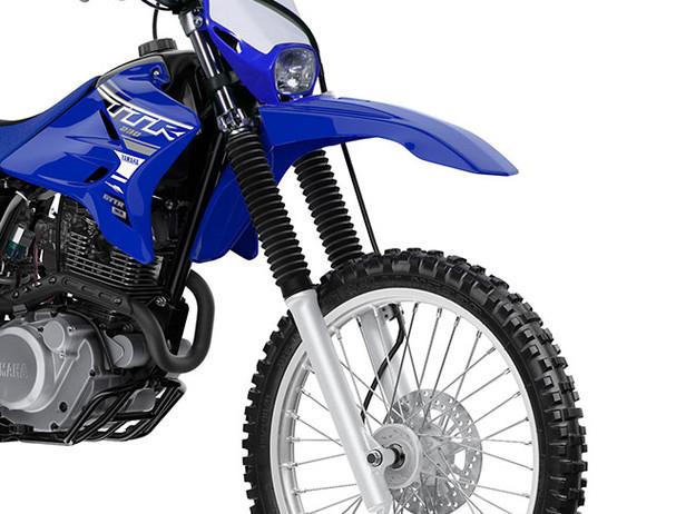 Yamaha TT-R230 suspension