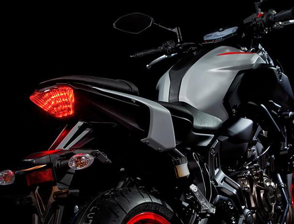 Yamaha MT-07 LED tail light
