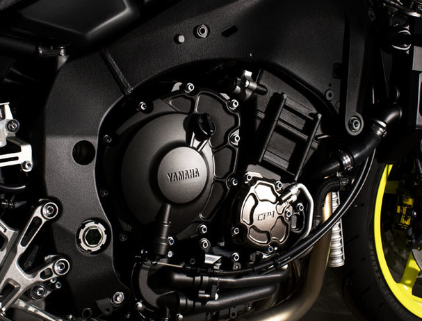 Yamaha MT-10 engine