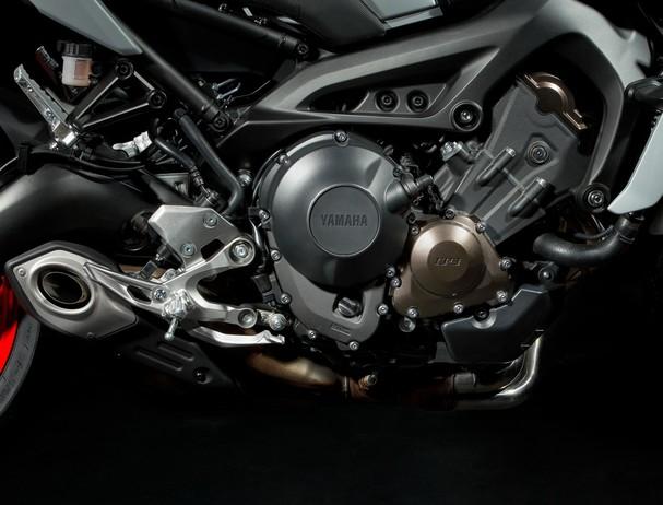 Yamaha MT-09 Exhaust