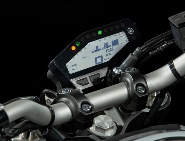 Yamaha MT-09 D-MODE