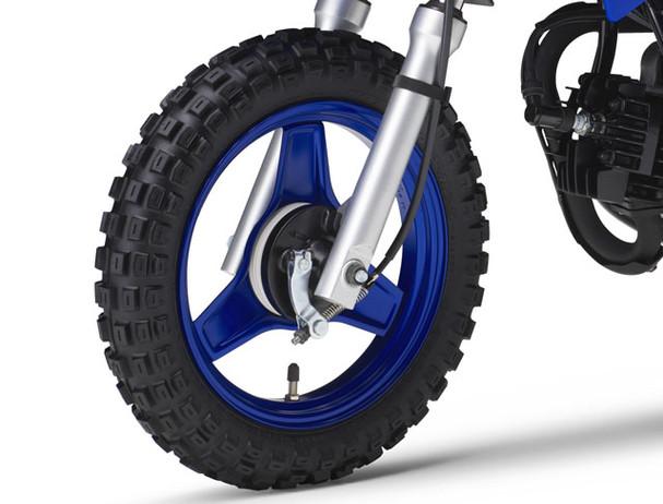 Yamaha PW50 Steel Wheels
