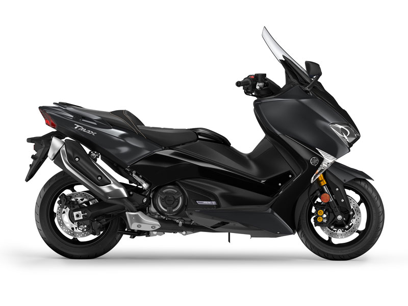 Yamaha TMAX 530 SX in sword grey colour