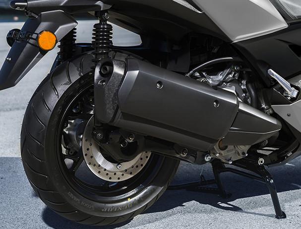 Yamaha XMAX 300 engine