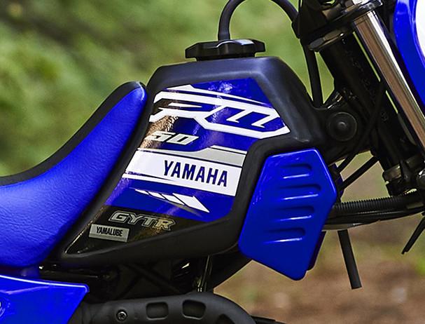 Yamaha PW50 rear fenders