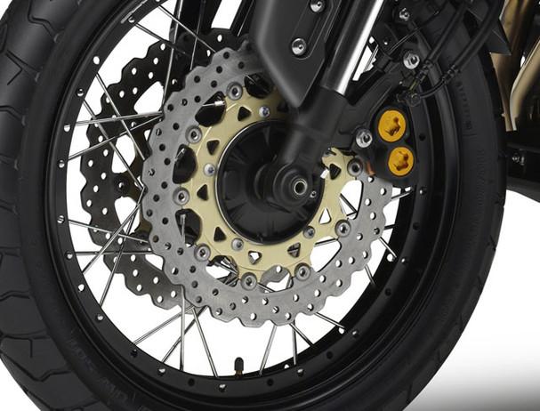 Yamaha XT1200Z ABS Braking System