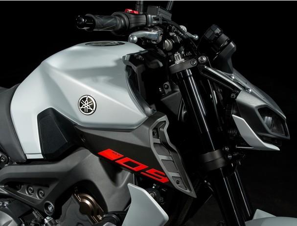 Yamaha MT-09 Frame