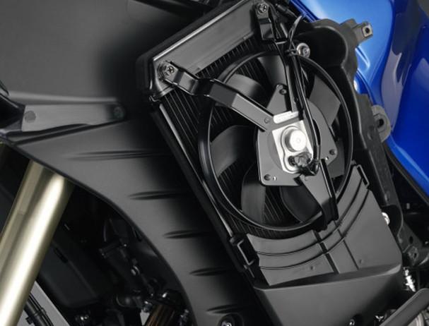 Yamaha XT1200Z Radiator
