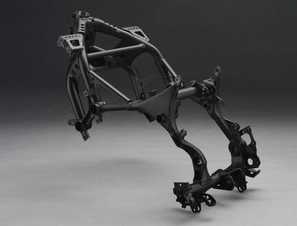 Yamaha XT1200Z Chassis