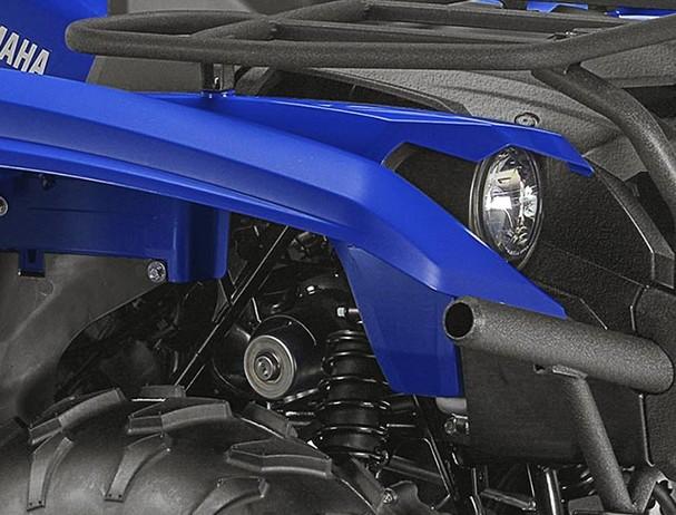 Yamaha Kodiak 700 EPS front quarter panel