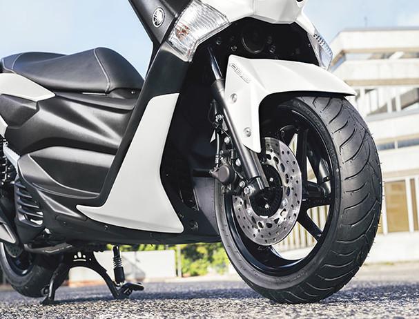 Yamaha NMAX 155 ABS Braking