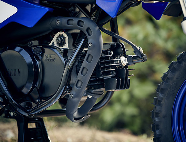 Yamaha PW50 engine
