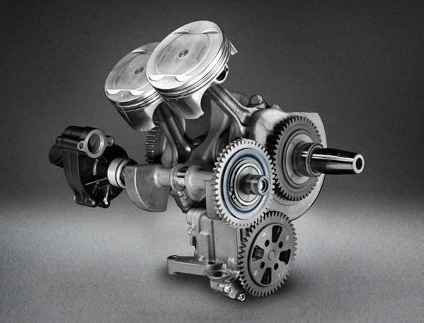 Yamaha XT1200Z engine