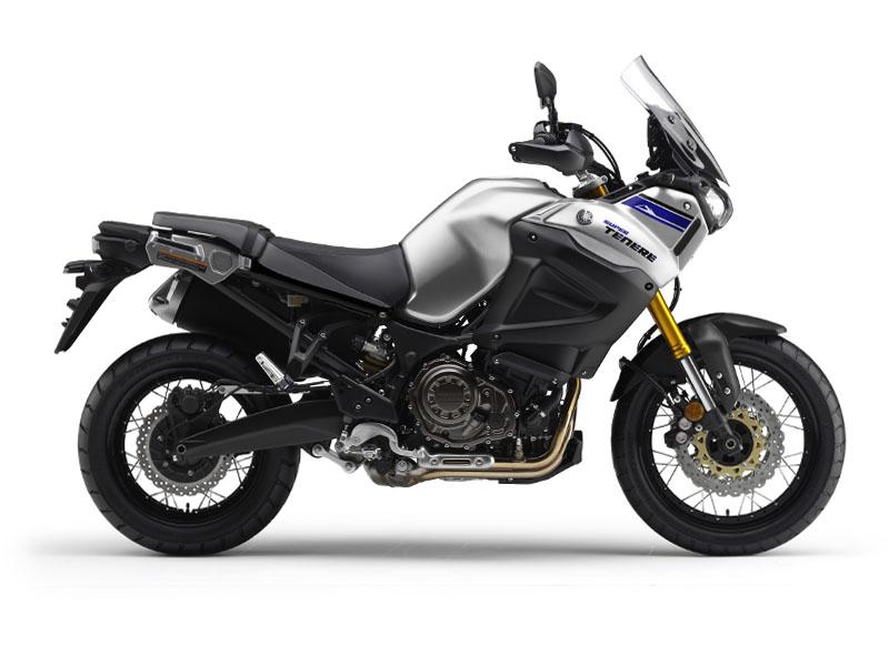 Yamaha XT1200Z in Race Blue colour