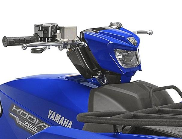 Yamaha Kodiak 700 EPS halogen headlight